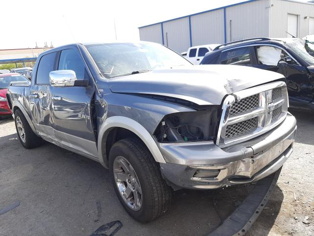 Salvage cars for sale from Copart Las Vegas, NV: 2010 Dodge RAM 1500