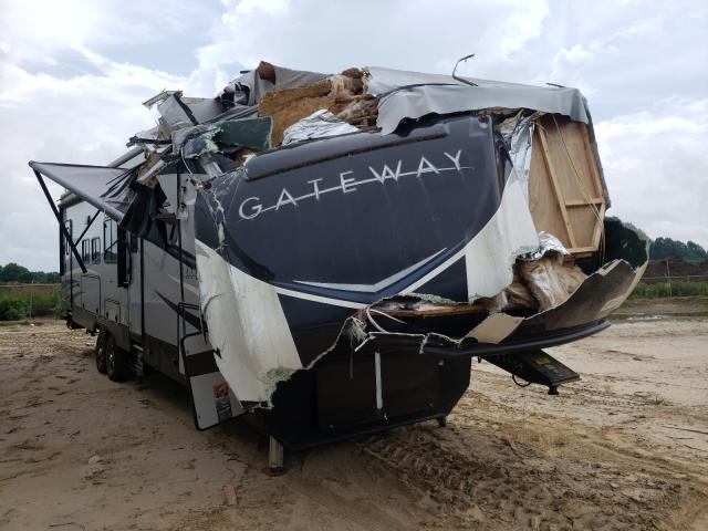 Gate Trailer salvage cars for sale: 2019 Gate Trailer