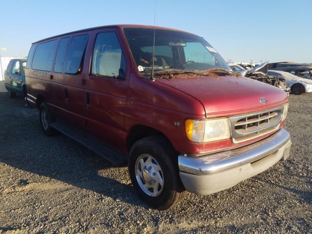 Salvage cars for sale from Copart Antelope, CA: 2002 Ford Econoline