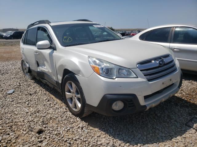 Salvage cars for sale at Magna, UT auction: 2013 Subaru Outback 2