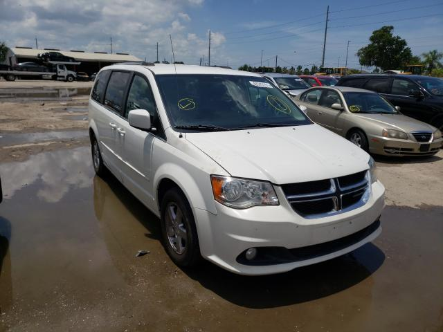 Salvage cars for sale from Copart Riverview, FL: 2011 Dodge Grand Caravan