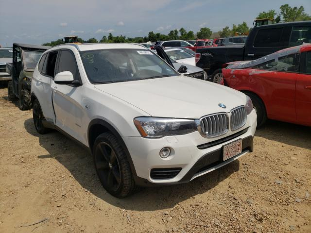 Salvage cars for sale from Copart Bridgeton, MO: 2017 BMW X3 XDRIVE2
