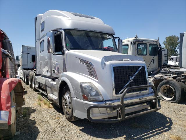Volvo salvage cars for sale: 2016 Volvo VN VNL