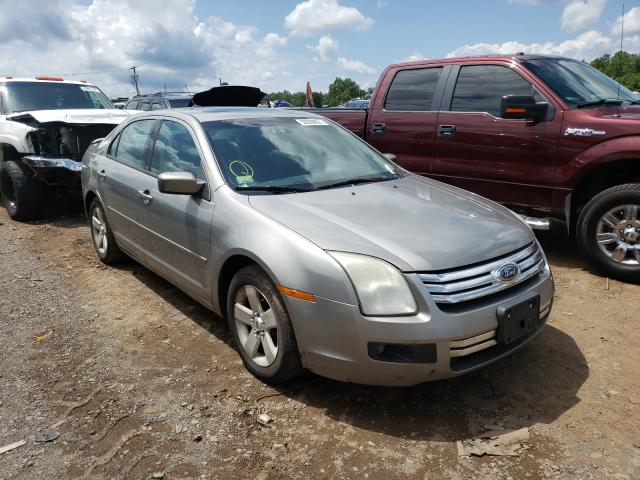 Clean Title Cars for sale at auction: 2008 Ford Fusion SE