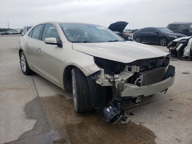 Salvage cars for sale from Copart New Orleans, LA: 2015 Chevrolet Malibu LTZ