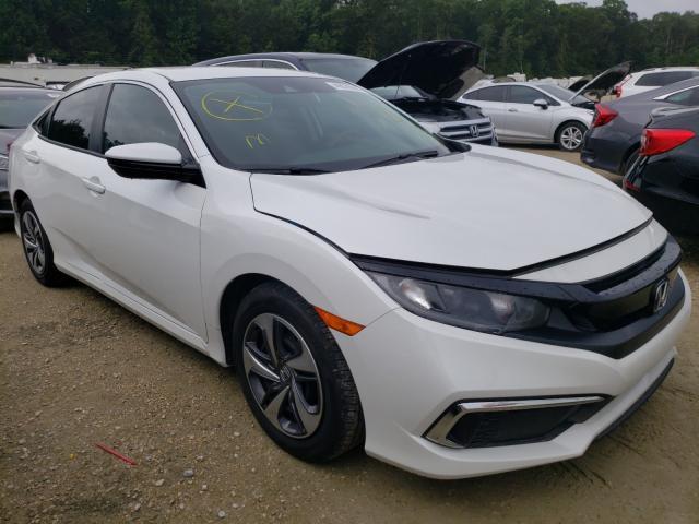 2020 Honda Civic LX en venta en Greenwell Springs, LA
