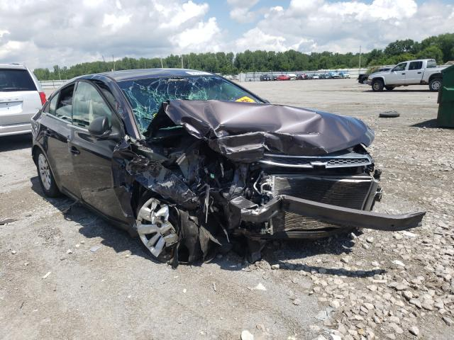 Salvage cars for sale from Copart Alorton, IL: 2011 Chevrolet Cruze LS