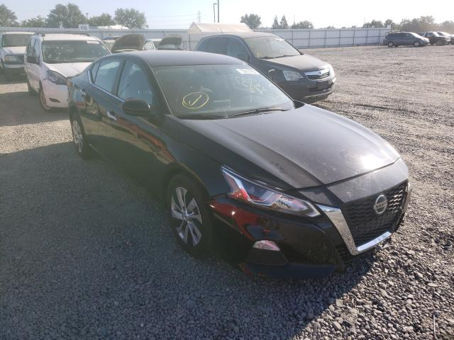 Salvage cars for sale from Copart Sacramento, CA: 2020 Nissan Altima S