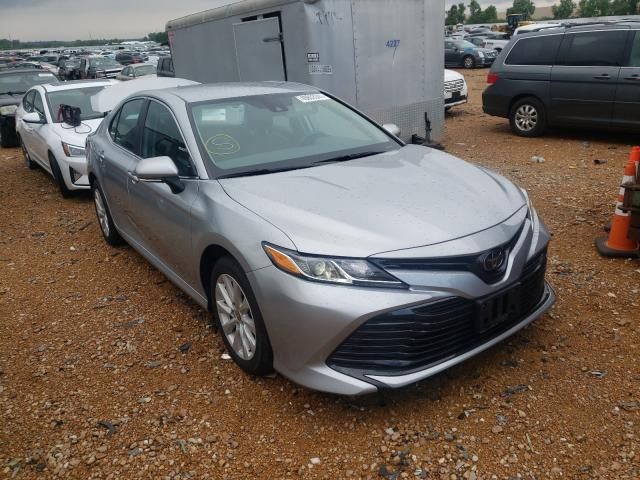 Salvage cars for sale from Copart Bridgeton, MO: 2020 Toyota Camry LE