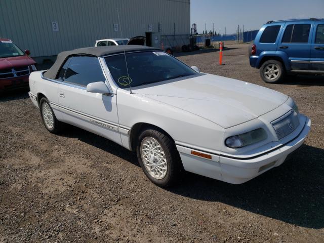 Vehiculos salvage en venta de Copart Rocky View County, AB: 1993 Chrysler Lebaron