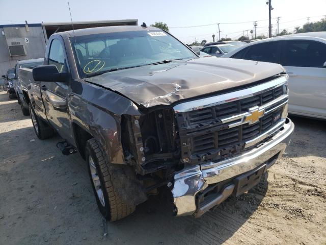 Salvage cars for sale from Copart Los Angeles, CA: 2014 Chevrolet Silverado