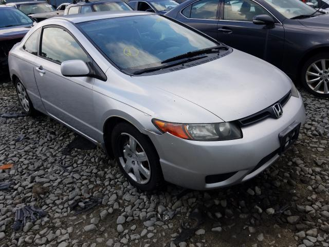 Salvage cars for sale from Copart Windsor, NJ: 2007 Honda Civic LX
