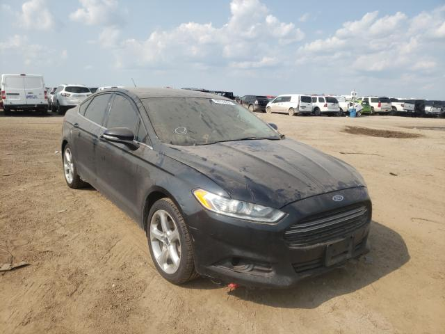 Salvage 2013 FORD FUSION - Small image. Lot 50178331
