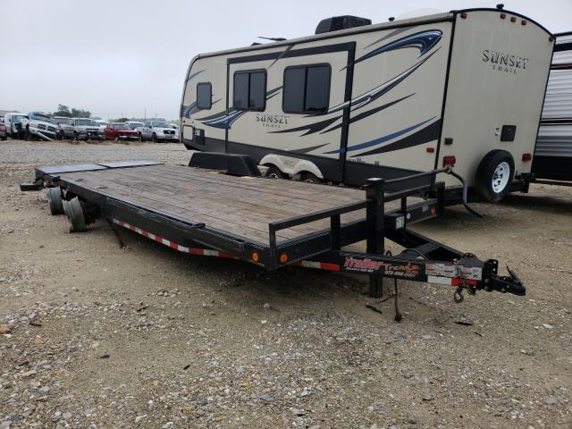 Load salvage cars for sale: 2018 Load Loadtraile