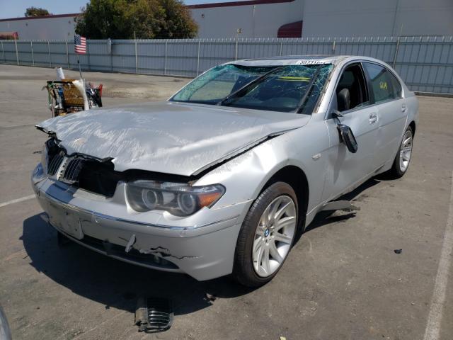 BMW 7 SERIES 2005 1