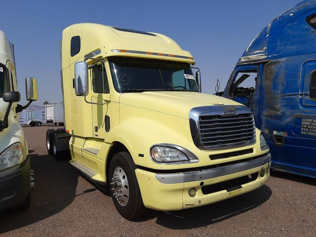 Salvage cars for sale from Copart Phoenix, AZ: 2009 Freightliner Convention