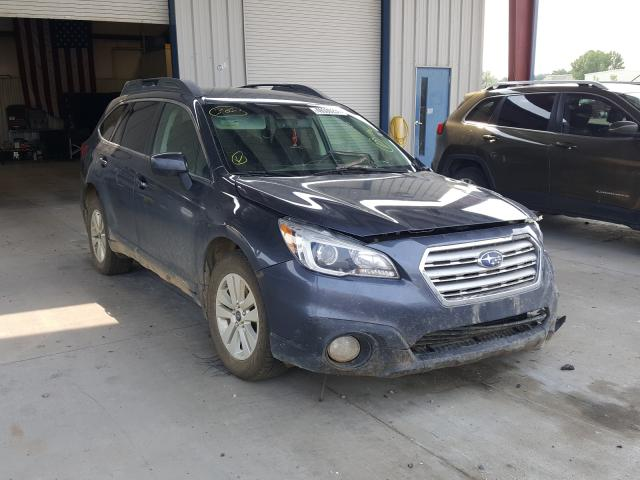 Vehiculos salvage en venta de Copart Billings, MT: 2017 Subaru Outback 2
