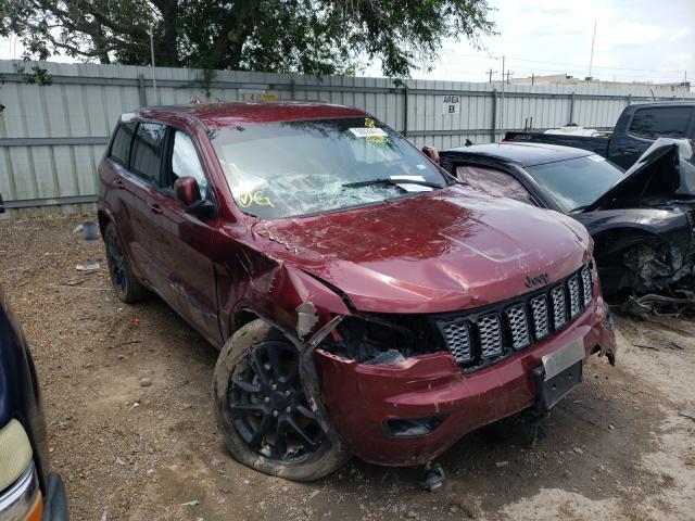 Vehiculos salvage en venta de Copart Mercedes, TX: 2020 Jeep Grand Cherokee