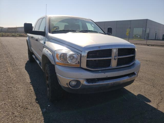 Salvage cars for sale from Copart Pasco, WA: 2006 Dodge RAM 3500