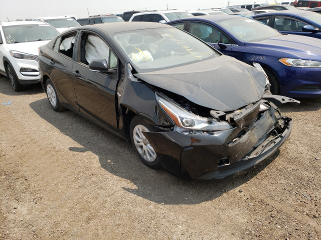 Salvage cars for sale from Copart Brighton, CO: 2021 Toyota Prius Special