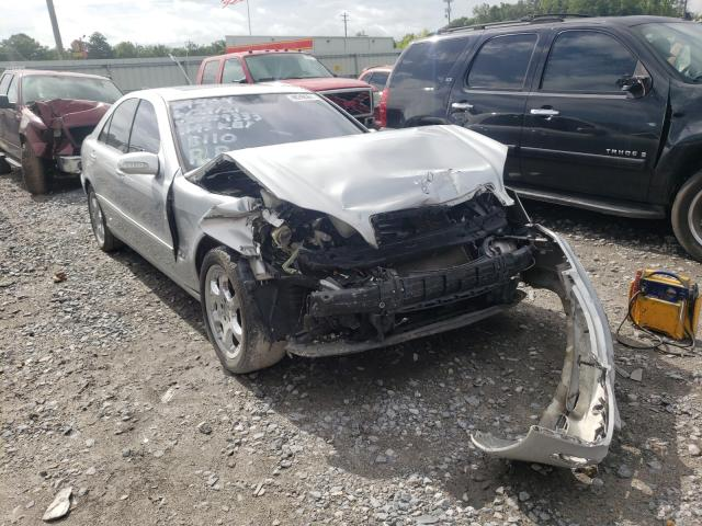 Mercedes-Benz salvage cars for sale: 2006 Mercedes-Benz S 350