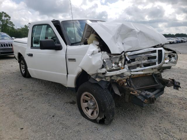 Salvage cars for sale from Copart Lumberton, NC: 2011 Ford Ranger SUP