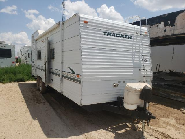 Fleetwood salvage cars for sale: 2000 Fleetwood Trailer