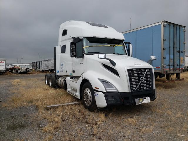 Volvo salvage cars for sale: 2019 Volvo VN VNL