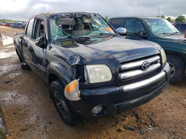 Salvage cars for sale from Copart Bridgeton, MO: 2006 Toyota Tundra DOU