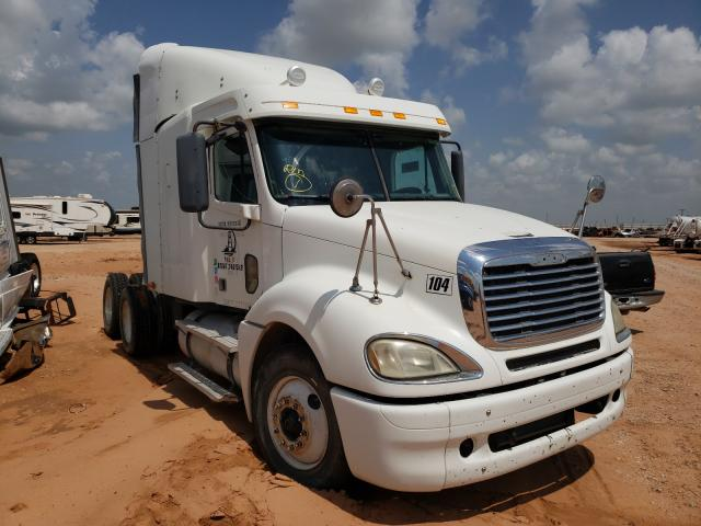 Freightliner Convention salvage cars for sale: 2007 Freightliner Convention