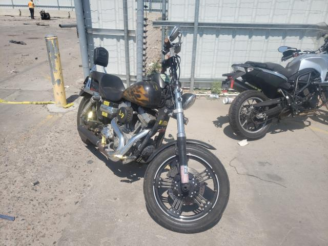 Salvage cars for sale from Copart Littleton, CO: 2008 Harley-Davidson Fxdc Dayto