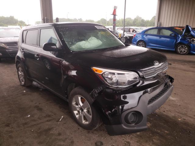 Vehiculos salvage en venta de Copart Fort Wayne, IN: 2017 KIA Soul