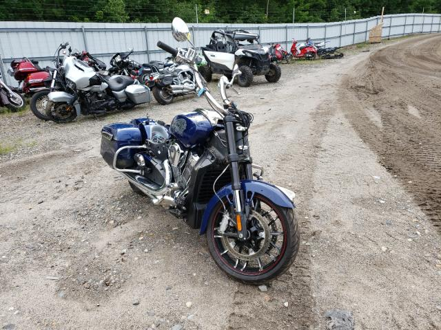 Indian Motorcycle Co. Challenger salvage cars for sale: 2020 Indian Motorcycle Co. Challenger