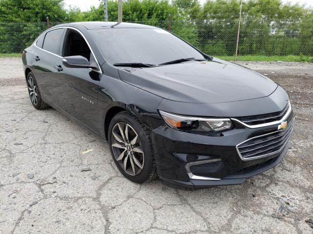 Vehiculos salvage en venta de Copart Indianapolis, IN: 2018 Chevrolet Malibu LT