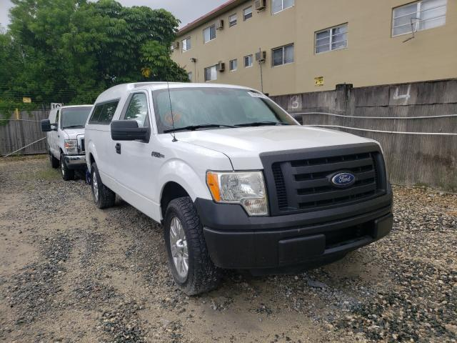 Salvage cars for sale from Copart Opa Locka, FL: 2011 Ford F150