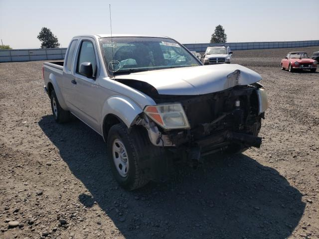 Salvage cars for sale from Copart Airway Heights, WA: 2006 Nissan Frontier K