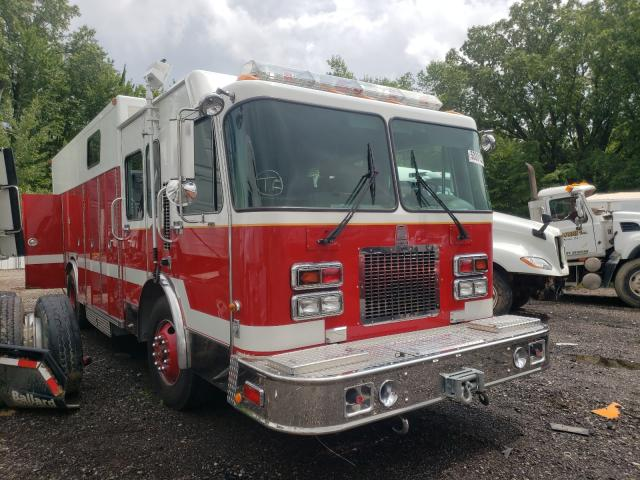 1996 Spartan Motors Firetruck for sale in Columbia Station, OH