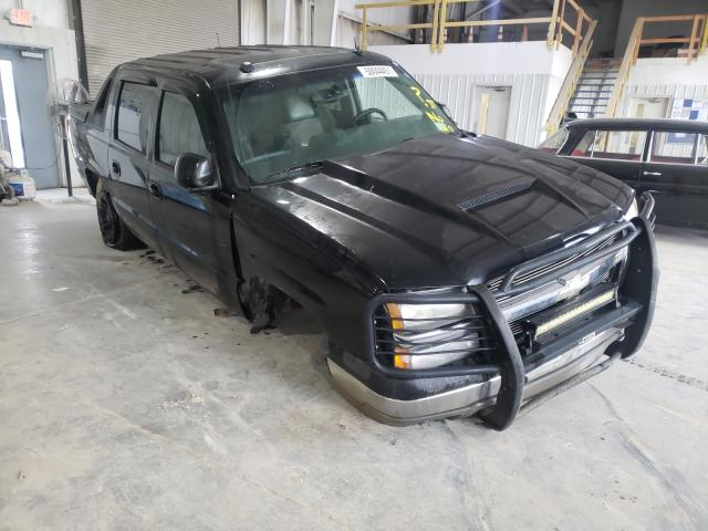 Salvage cars for sale from Copart Kansas City, KS: 2005 Chevrolet Avalanche