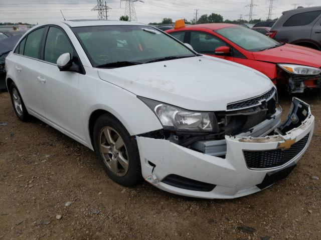 Chevrolet Cruze salvage cars for sale: 2012 Chevrolet Cruze