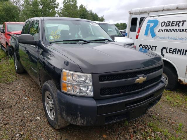 Salvage cars for sale from Copart North Billerica, MA: 2010 Chevrolet Silverado