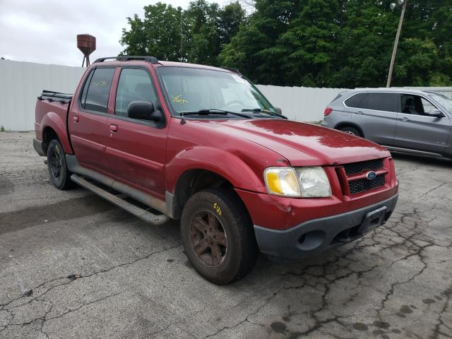 Ford Explorer salvage cars for sale: 2005 Ford Explorer
