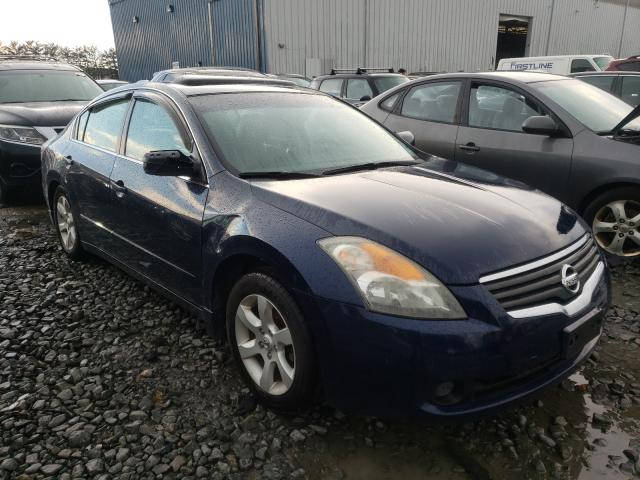 Salvage cars for sale at Windsor, NJ auction: 2008 Nissan Altima 2.5