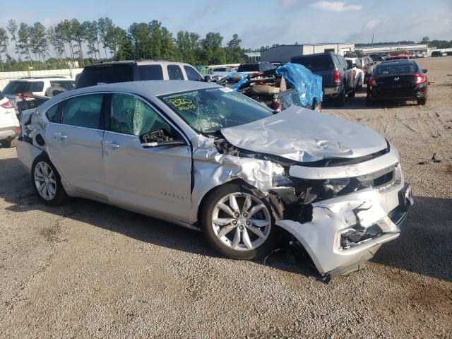 Salvage cars for sale from Copart Harleyville, SC: 2018 Chevrolet Impala LT
