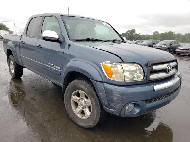 Salvage cars for sale from Copart New Britain, CT: 2006 Toyota Tundra DOU