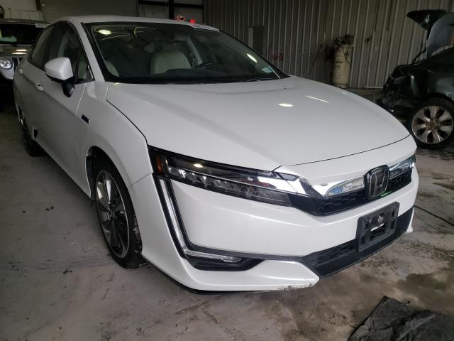 Salvage cars for sale from Copart Albany, NY: 2018 Honda Clarity TO