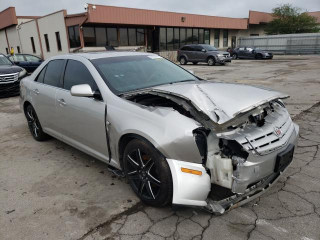 Cadillac salvage cars for sale: 2007 Cadillac STS