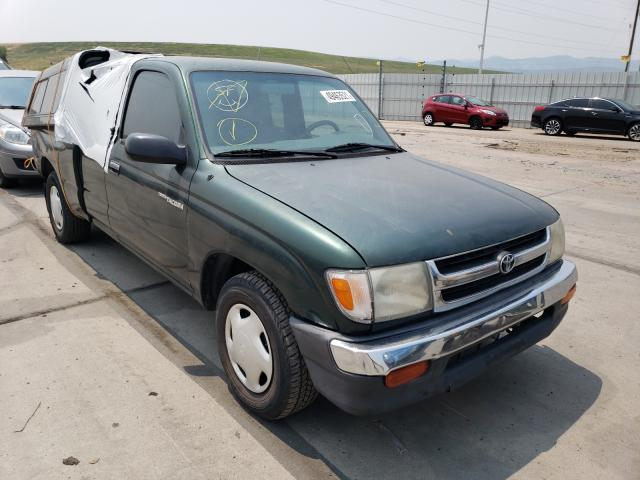 Salvage trucks for sale at Littleton, CO auction: 2000 Toyota Tacoma XTR