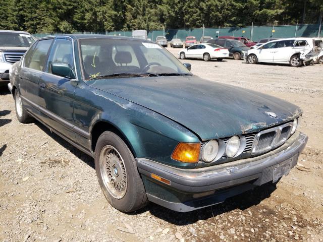 BMW Vehiculos salvage en venta: 1993 BMW 740 IL AUT