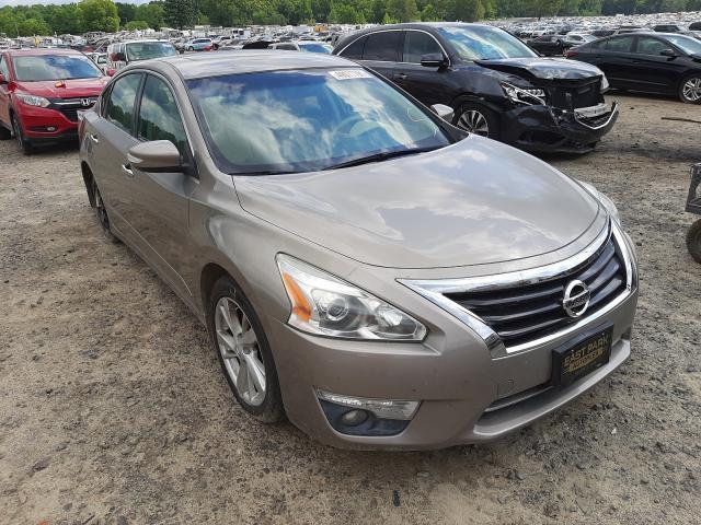 2014 Nissan Altima 2.5 en venta en Conway, AR