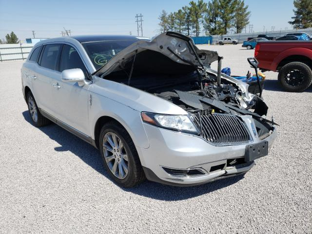 Lincoln MKT salvage cars for sale: 2016 Lincoln MKT